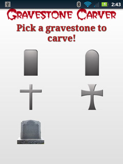 Gravestone Carver graves