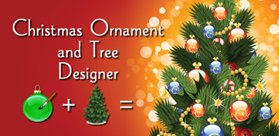 Christmas Ornaments and Tree Designer for Android